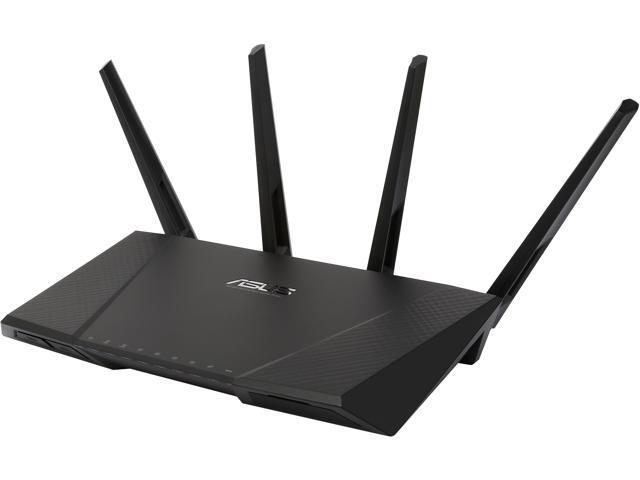 Refurbished: ASUS RT-AC87R Wireless-AC2400 Dual-band Gigabit
