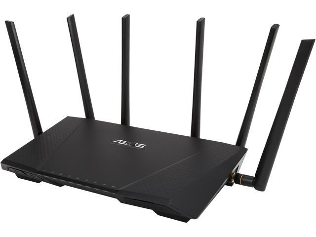 109.99 - Asus Certified RT-AC3200 Tri-Band AC3200 Wireless Gigabit Router