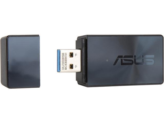 Asus USB-AC55 B1 USB Wieless adapter Driver for PC