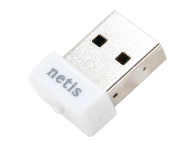 NETIS WF2120 150Mbps Wireless N NANO USB Adapter Compatible with Windows  MAC Linux OS - Newegg com