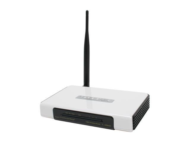 TP-LINK Super G & eXtended Range 108Mbps Wireless Router TL-WR642G -  Newegg com