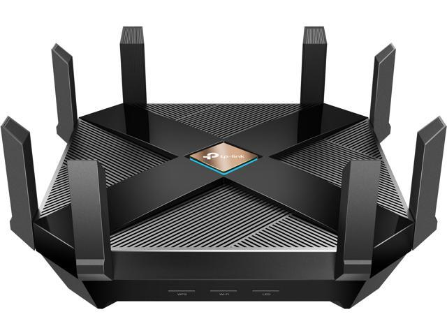 TP-Link WiFi 6 AX6000 8-Stream Smart WiFi Router Archer