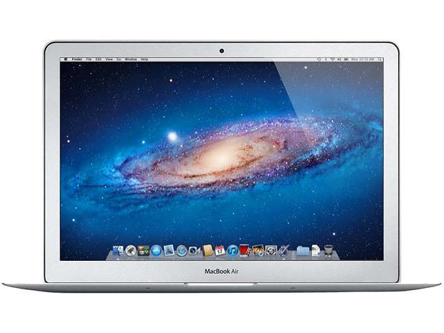 Refurbished: Apple A Grade Laptop MacBook Air MD760LL/B-Refurb A Intel Core i5 1.30 GHz 4 GB ...