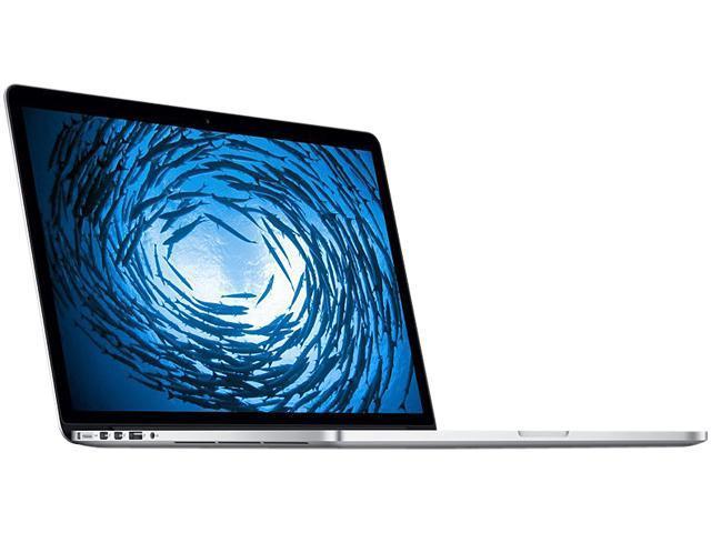 Open Box: Apple Grade C Laptop MacBook Pro RRME294LL/AU-C Intel Core i7 4th  Gen 4850HQ (2 3 GHz) 16 GB Memory 512 GB SSD 15 4