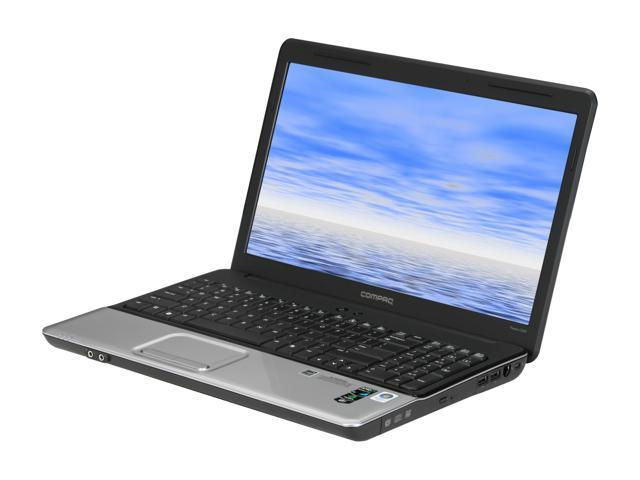 COMPAQ Laptop Presario CQ60-215DX AMD Athlon X2 QL-62 (2 00 GHz) 2 GB  Memory 250 GB HDD NVIDIA GeForce 8200M 15 6