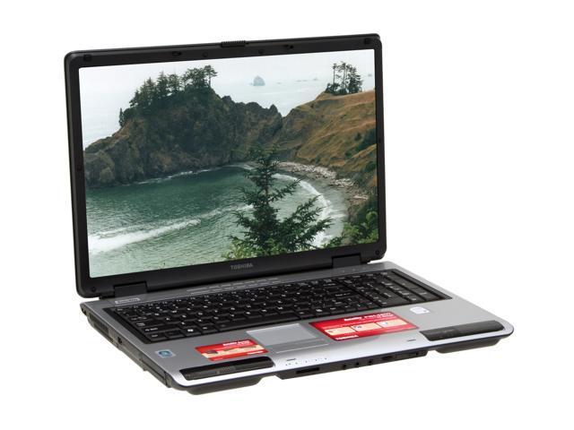 TOSHIBA Laptop Satellite P105-S6177 Intel Core Duo T2250 (1.73 GHz)