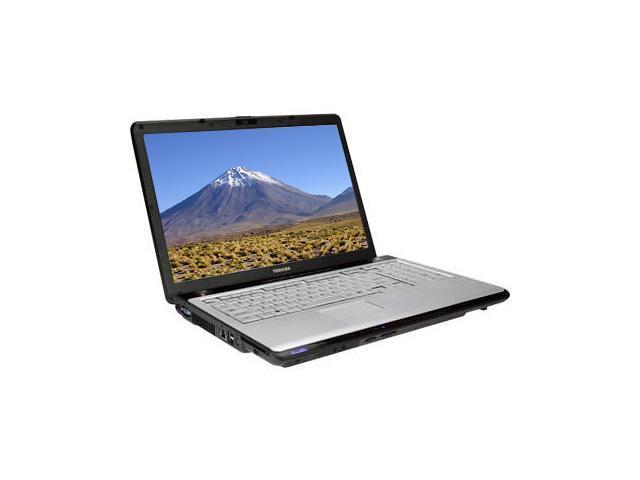 TOSHIBA Laptop Satellite P205-S6237 Intel Pentium dual-core T2080