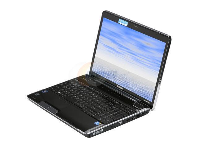 TOSHIBA Laptop Satellite A505-S6997 Intel Core 2 Duo P7450 (2.13 GHz