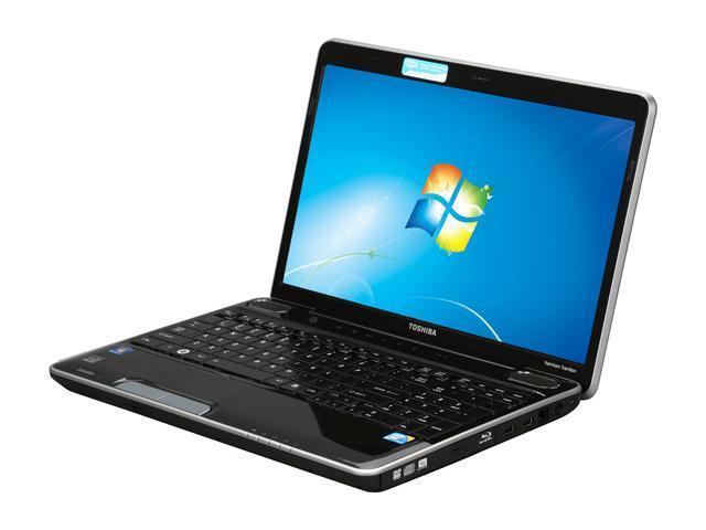 TOSHIBA Laptop Satellite A505-S6012 Intel Core i3 1st Gen 330M (2.13