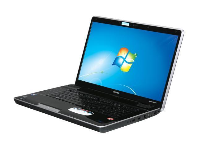 TOSHIBA Laptop Satellite P505D-S8000 AMD Turion II Dual-Core M520