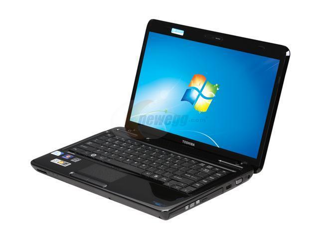 TOSHIBA Laptop Satellite L645-S4026 Intel Pentium dual-core P6000