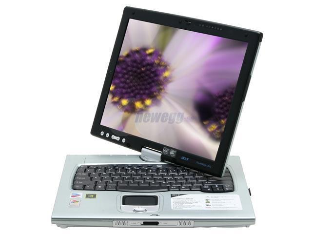 Acer TravelMate TMC314XMi Intel Pentium M 760 (2 00 GHz) 1 GB Memory 14 1