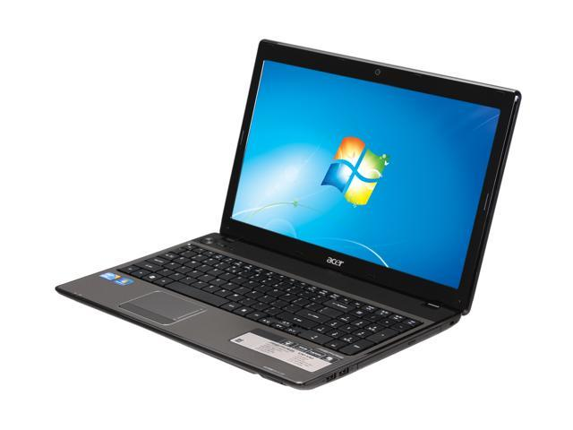 acer laptop aspire as5741 5763 intel core i3 1st gen 350m 2 26 ghz rh newegg com Acer User Guides and Manuals aspire 5741 service manual