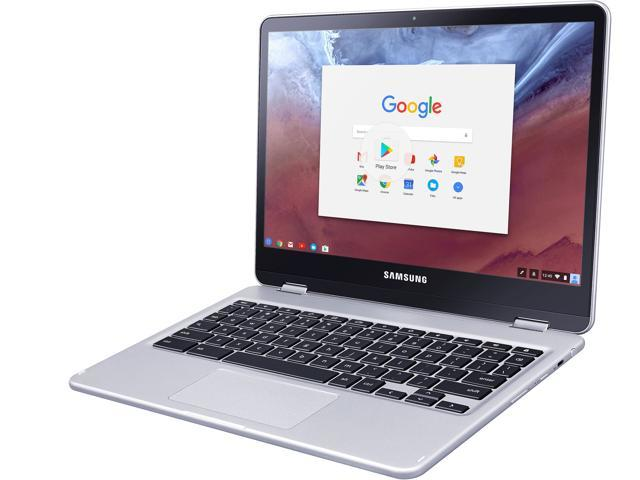 "SAMSUNG Chromebook Plus XE513C24-K01US OP1 Hexa-core (Dual A72, Quad A53) 4 GB Memory 32 GB eMMC 12.3"" Touchscreen Chrome OS"