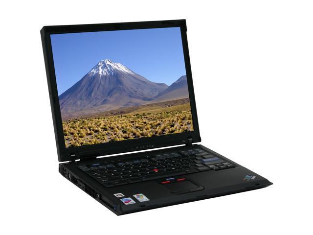 ThinkPad Laptop R Series R52(18494WU) Intel Pentium M 750 (1.86 GHz
