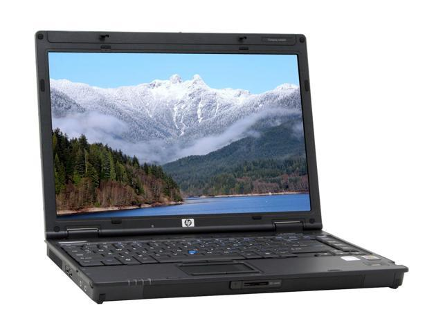 hp compaq laptop nc6400 intel core duo t2500 2 00 ghz 1 gb memory rh newegg com Compaq 610 Specification Compaq 610 Specification