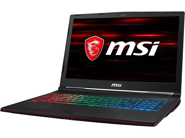 MSI GP Series GP63 Leopard-428 15.6