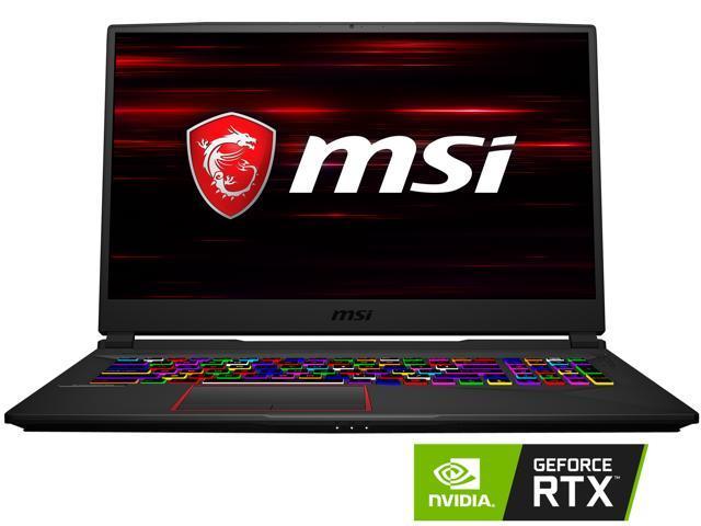 MSI GE75 Raider-048 17.3
