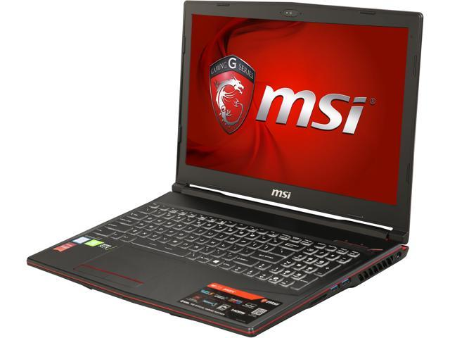 "MSI GL63 15.6"" FHD Gaming Laptop (Hex Core i7-8750H / 16GB / 512GB SSD)"