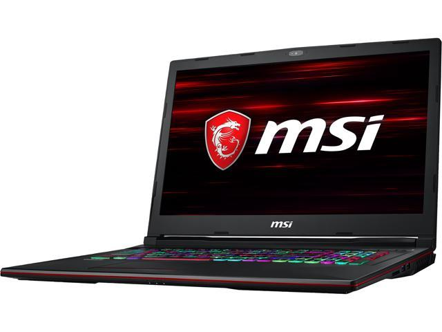 "MSI GL Series GL73 9SEK-411 17.3"" 144 Hz IPS Intel Core i7 9th Gen 9750H (2.60 GHz) NVIDIA GeForce RTX 2060 16 GB Memory 512 GB NVMe SSD Windows 10 Home 64-bit Gaming Laptop"