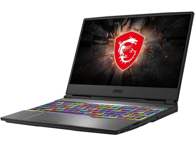 "MSI GP65 Leopard 10SEK-048, 15.6"" Gaming Laptop, Intel Core i7-10750H, RTX 2060, 16 GB Memory, 512 GB SSD"