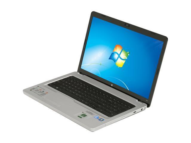 HP Laptop G72-250US Intel Core i3 1st Gen 350M (2 26 GHz) 4 GB Memory 320  GB HDD Intel HD Graphics 17 3
