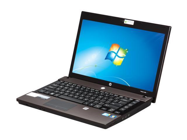HP Laptop ProBook 4420S(XT940UT) Intel Core i3 1st Gen 370M (2 40 GHz) 2 GB  Memory 320 GB HDD Intel HD Graphics 14 0
