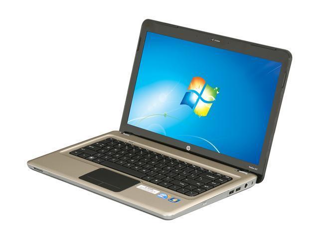 HP Laptop Pavilion dv5-2074dx Intel Core i3 1st Gen 330M (2.13 GHz ...