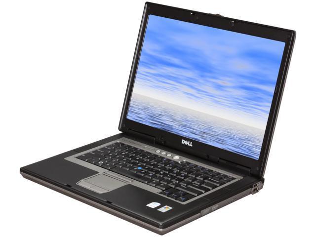 DELL Laptop Latitude D830 Intel Core 2 Duo T7100 180 GHz 1 GB Memory