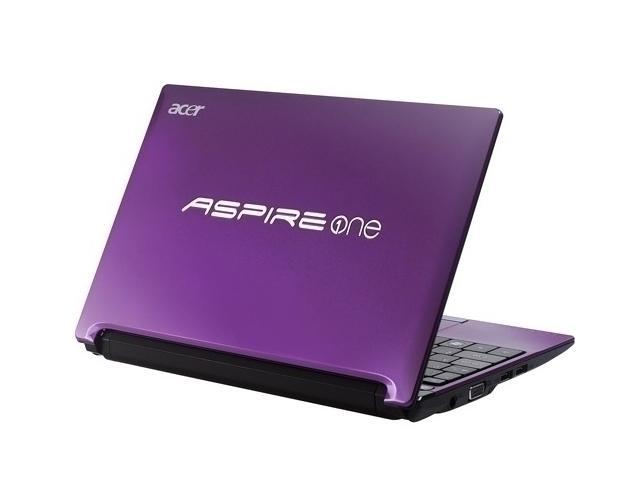acer aspire one netbook manual