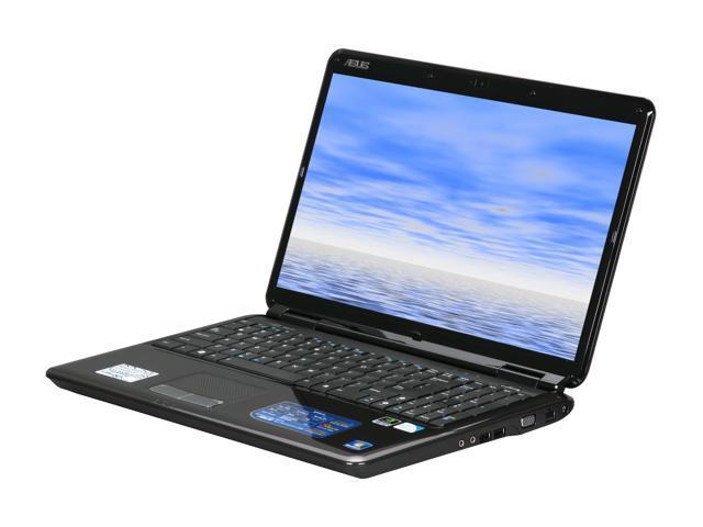 asus laptop k61ic x2 intel pentium dual core t4300 2 10 ghz 4 gb rh newegg com Owner's Manual Service ManualsOnline