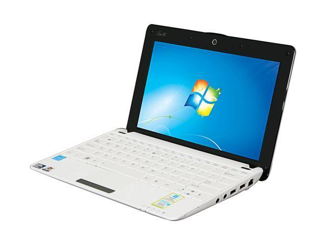 Asus Eee PC 1001P Audio Last