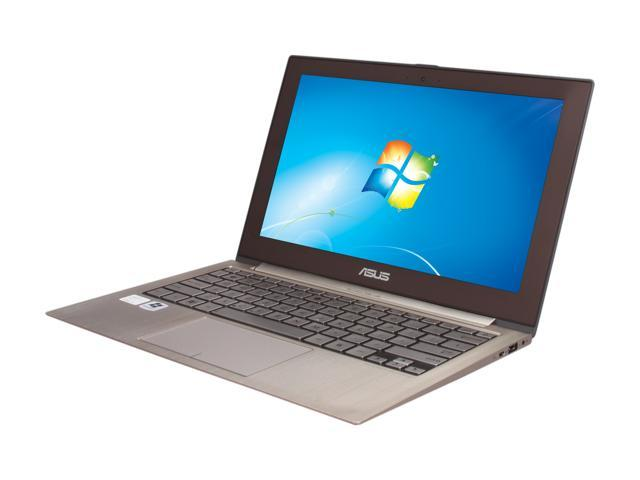 Asus Zenbook UX21E Intel Display Drivers for Windows 7