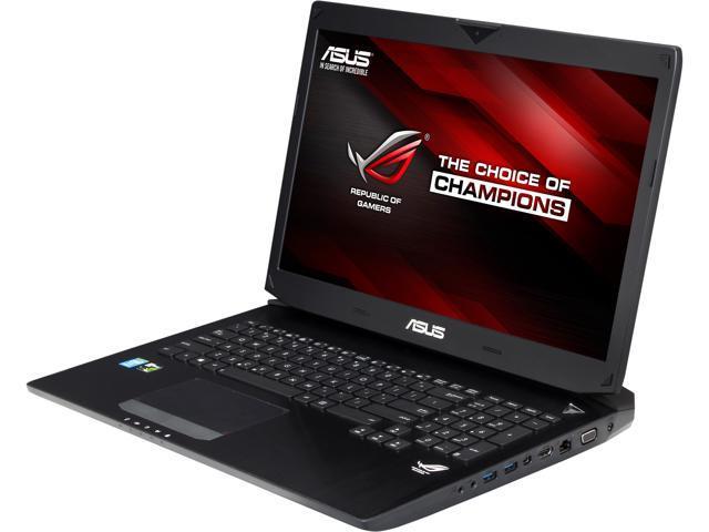 Open Box: ASUS ROG G750 Series G750JW-NH71 Gaming Laptop Intel Core i7 4700HQ (2.40GHz) 12GB ...