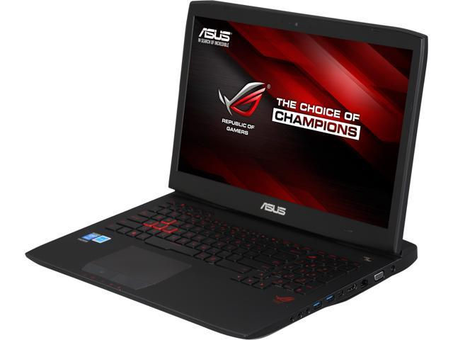 Refurbished: ASUS G751JY-DH71 Gaming Laptop Intel Core i7-4710HQ 2 50 GHz  17 3