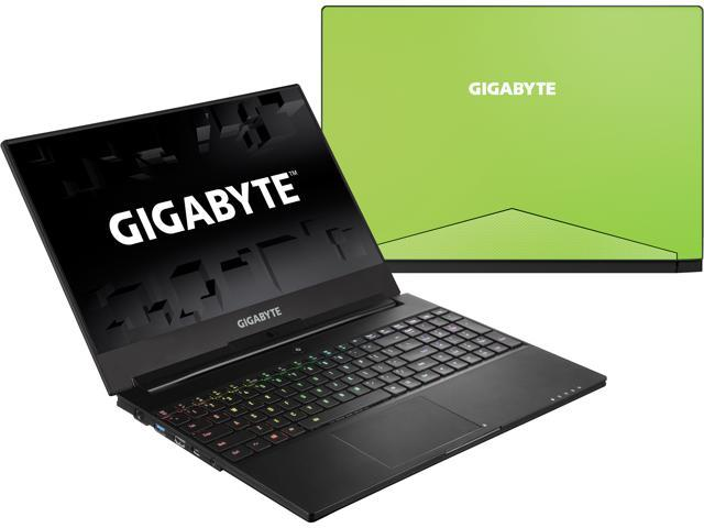 "GIGABYTE Aero 15W-GN4 15.6"" Thin Bezel Intel Core i7 7th Gen 7700HQ (2.80 GHz) NVIDIA GeForce GTX 1060 16 GB Memory 512 GB M.2 SSD Windows 10 Home 64-Bit Gaming Laptop Battery Capacity up to 10 hours"