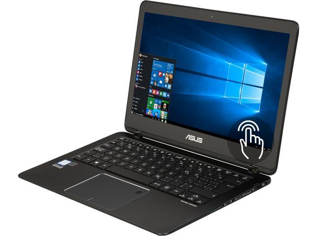 "ASUS Zenbook Flip UX360UA-Q52SP-CB Intel Core i5 7th Gen 7200U (2.50 GHz) 8 GB Memory 256 GB SSD 13.3"" Touchscreen Convertible 2-in-1 Laptop Windows 10 Pro 64-Bit"