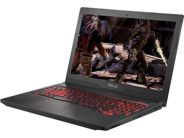 "ASUS FX503VM-NS52 15.6"" 120 Hz GTX 1060 3 GB VRAM i5-7300HQ 8 GB Memory 128 GB M.2 SSD + 1 TB HDD Windows 10 Home VR Ready Gaming Laptop"
