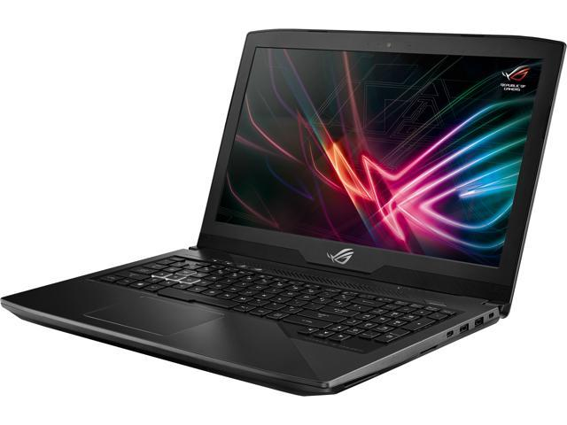 "ASUS GL503VM-IH73 15.6"" Intel Core i7 7th Gen 7700HQ (2.80 GHz) NVIDIA GeForce GTX 1060 16 GB Memory 128 GB M.2 SATA SSD 1 TB HDD Windows 10 Home 64-Bit Gaming Laptop"