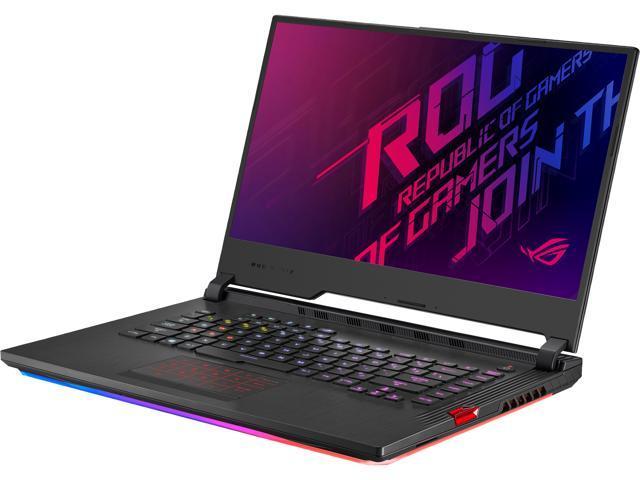 "ASUS ROG Strix Hero III G531GW-XB74 Gaming Laptop - 15.6"" FHD 144 Hz, GeForce RTX 2070, Intel Core i7-9750H, 16 GB DDR4, 512 GB SSD, Per-Key RGB KB, Windows 10 Pro"