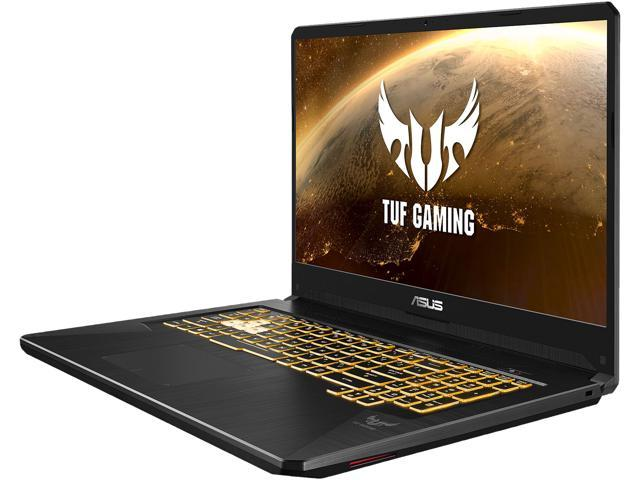 "ASUS - Gaming Laptop - 17.3"" 120 Hz IPS-type - AMD Ryzen 7 3750H (up to 4.0 GHz) - NVIDIA GeForce GTX 1660 Ti - 16 GB DDR4 RAM - ..."