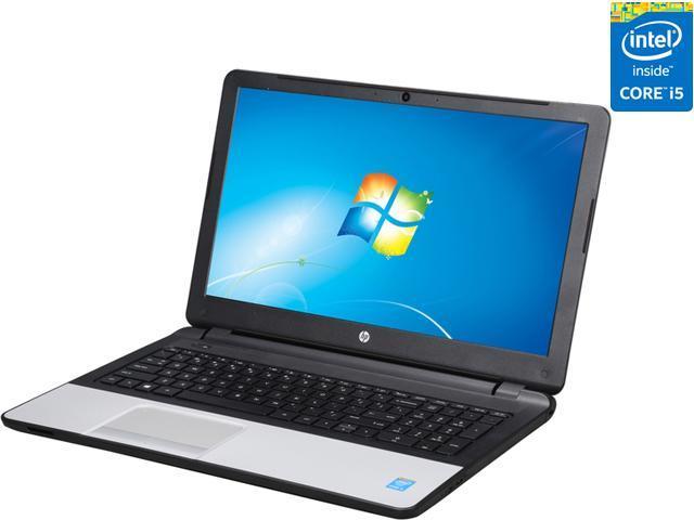 Open Box: HP Laptop 350 G1 (K4L54UT#ABA) Intel Core i5 4th Gen 4210U (1 70  GHz) 4 GB Memory 500 GB HDD Intel HD Graphics 4400 15 6