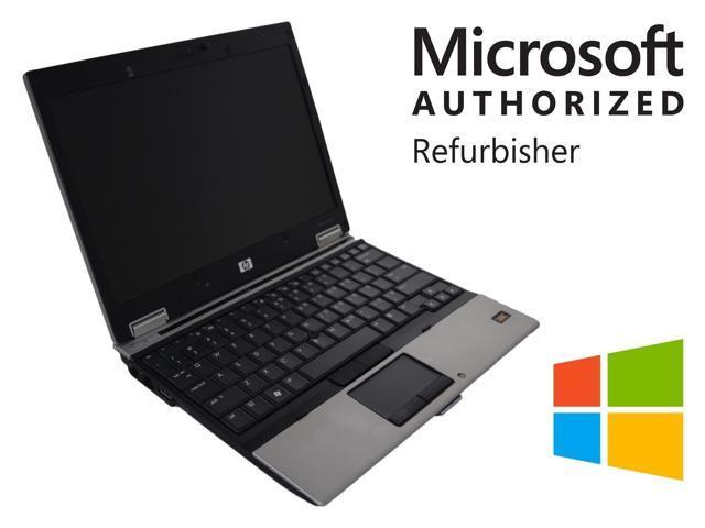 741ebb96d35ebf HP Laptop EliteBook 2530p Intel Core 2 Duo SL9400 (1.86 GHz) 4 GB Memory