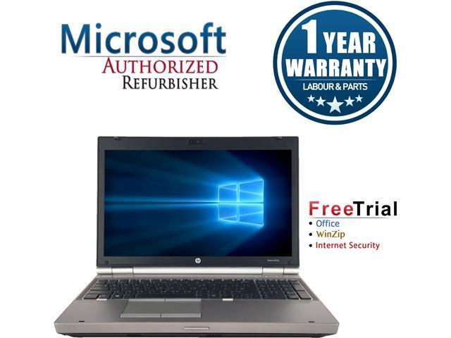 Refurbished: Refurbished HP EliteBook 8570P 15 6