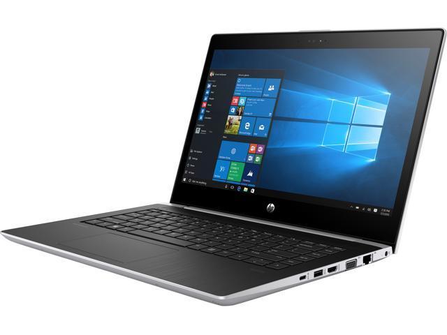 HP Laptop ProBook 440 G5 (2TA29UT#ABA) Intel Core i5 8th Gen 8250U (1.60 GHz) 4 GB Memory 500 GB HDD Intel UHD Graphics 620 14.0