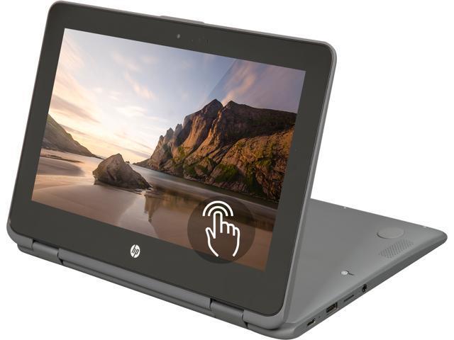 Refurbished: HP Chromebook x360 11-ae027nr Chromebook 11 6