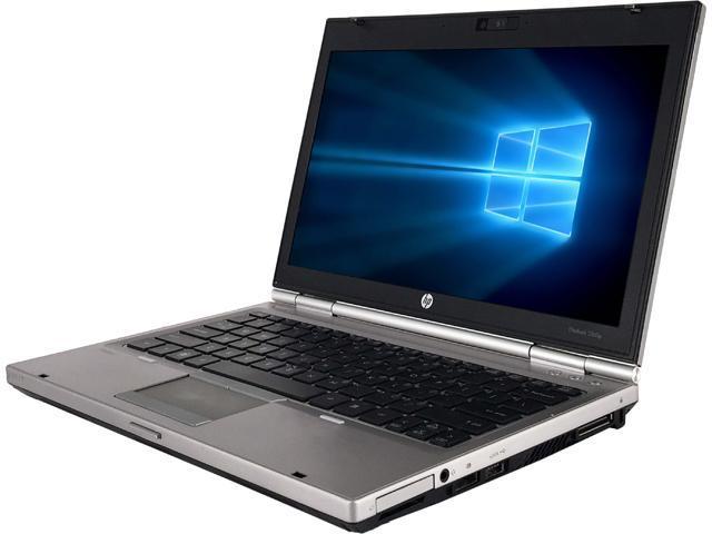 Refurbished: HP Laptop EliteBook 2560P Intel Core i5 2nd Gen 2520M (2 50  GHz) 4 GB Memory 250 GB HDD Intel HD Graphics 3000 12 5