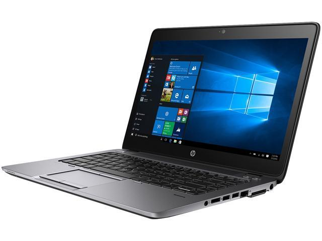 "Refurbished: HP Grade A Laptop EliteBook 840 G2 Intel Core i5 5th Gen 5300U (2.30 GHz) 8 GB Memory 512 GB SSD 14.0"" Windows ..."