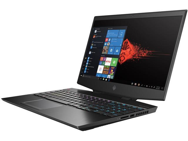 "HP OMEN 15 (2020) - 15.6"" FHD - Intel Core i7-10750H - GeForce RTX 2060 - 16 GB DDR4 - 512 GB SSD - Gaming Laptop ..."