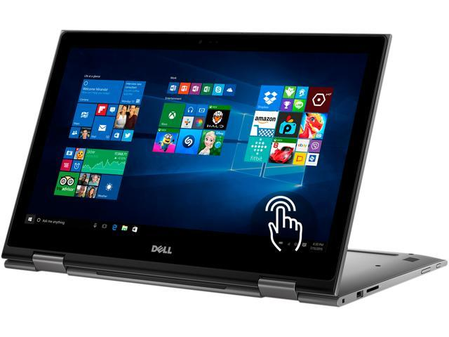 Used - Like New: DELL Inspiron 15-5578 (i5578-2550GRY) 2-in-1 Laptop Intel  Core i7-7500U 2 7 GHz 15 6